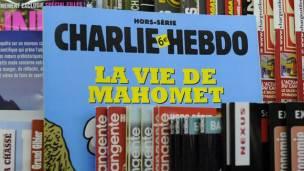 Portada de la revista Charlie Hebdo
