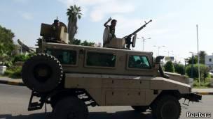 Hay distintos actores en juego en Yemen.