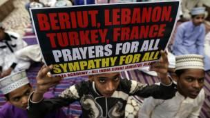 Protesta musulmana