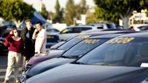 Concesionario de autos