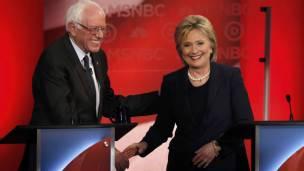 Bernie Sanders y Hillary Clinton son los únicos demócratas que quedaron en carrera para la presidencia de EE.UU.