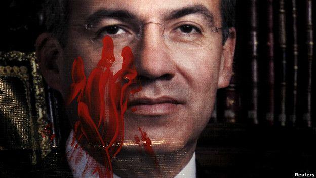 Expresidente de México Felipe Calderón