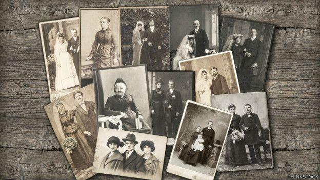 Colección de fotos antiguas