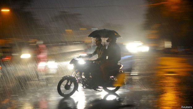 बरसात, मौसम