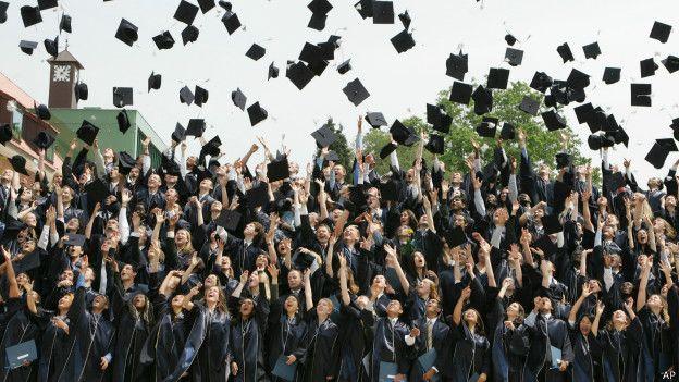 Graduados de la Universidad de Bremen