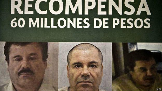 Joaquín Guzmán Loera, El Chapo