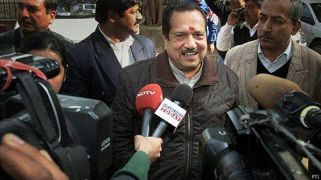 इंद्रेश कुमार, आरएसएस नेता