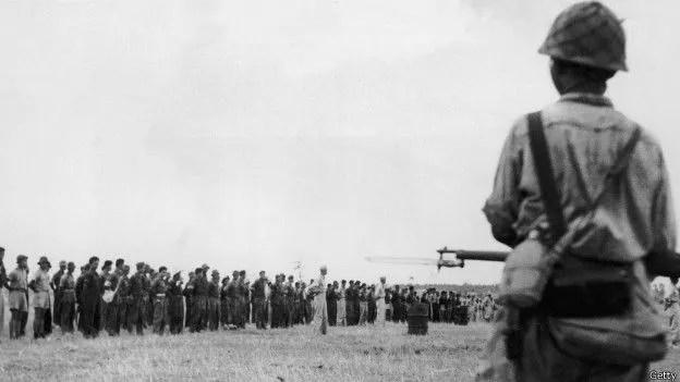 Prisioneros de guerra estadounidenses en poder de Japón
