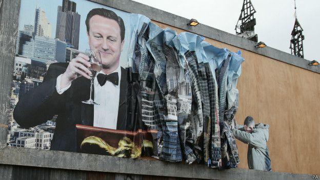 dismaland, David Cameron