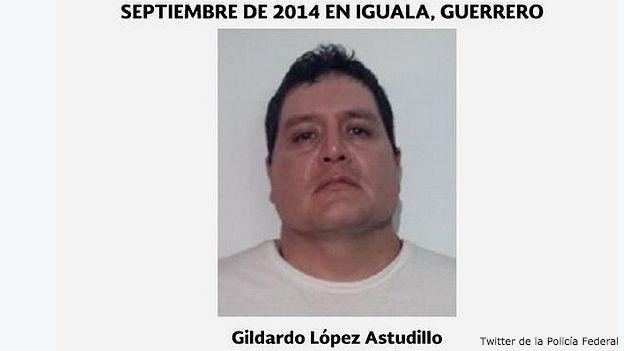 Gildardo López, El Gil, exlíder de Guerreros Unidos