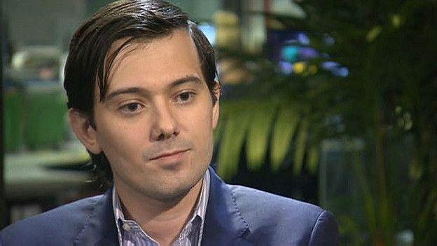 Martin Shkreli, Director Ejecutivo de Turing Pharmaceuticals