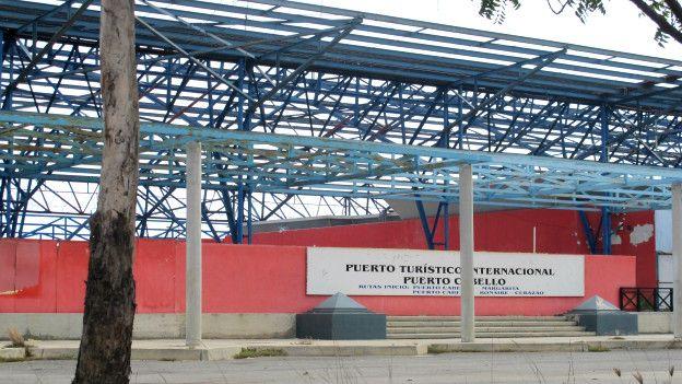 Puerto turístico de Puerto Cabello