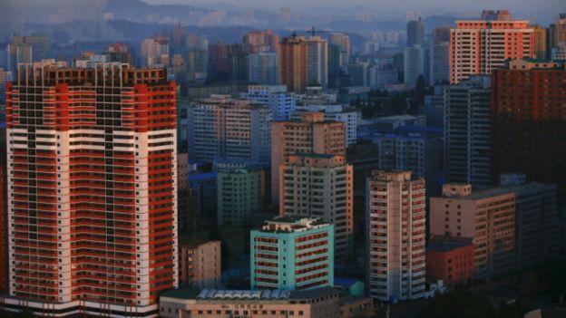 Apartment Pyongyang