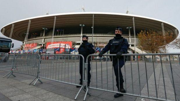 El Estadio de Francia, en París