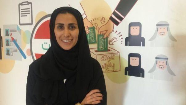 Sufragistas en Arabia Saudita