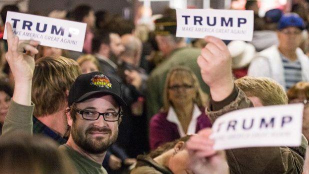 Seguirdores, Trump