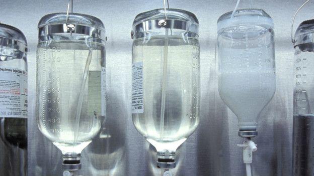 Inserciones por vía intravenosa