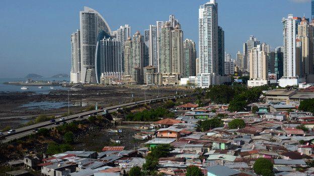 Desigualdad en Panamá.