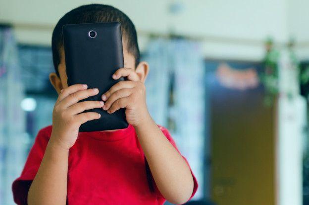 La app también ha resultado atractiva para los niños por los filtros coloridos que se pueden aplicar sobre las fotos y videos.