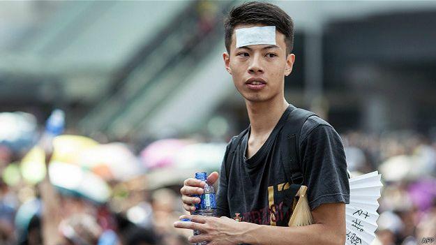 hong kong, china, protests