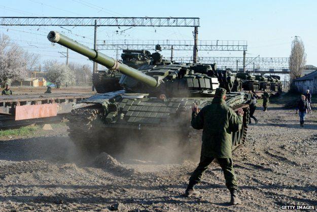 Rusos en Crimea