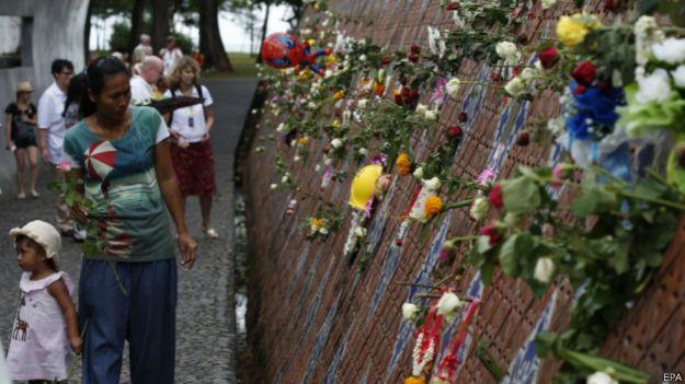 Tsunami ceremonia