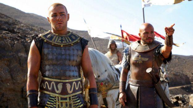 Foto de la película Éxodo: Dioses y Reyes
