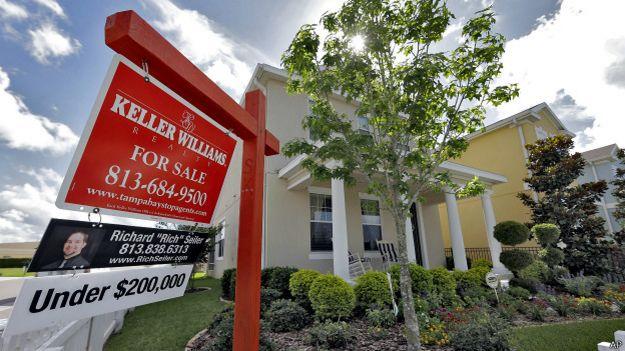 Crisis hipotecaria en EE.UU.