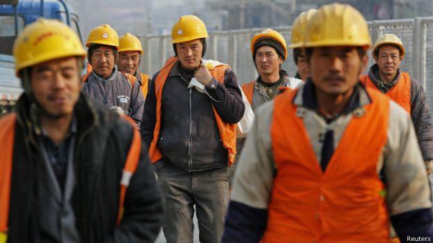 Trabajador chino