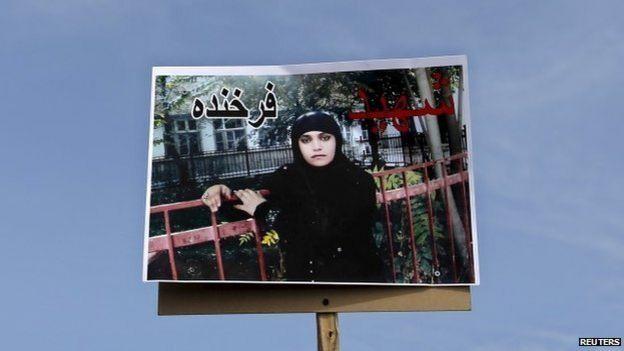 Farkhunda | Foto: Reuters