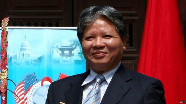 Bộ trưởng Tư pháp Hà Hùng Cường
