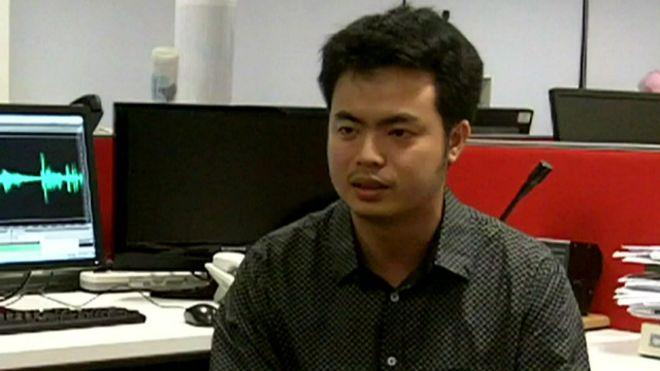 Nhà hoạt động Nguyễn Anh Tuấn
