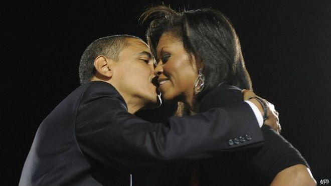 Tổng thống Obama và phu nhân