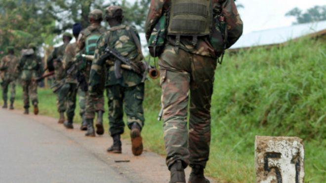 L'armée a lancé des opérations pour repousser les Maï-Maï présents au Katanga.
