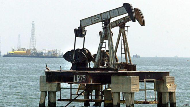 Petrolera en Venezuela