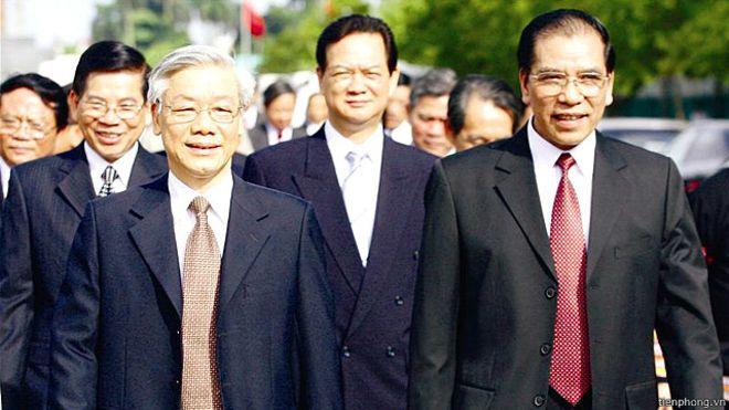 Lãnh đạo Việt Nam
