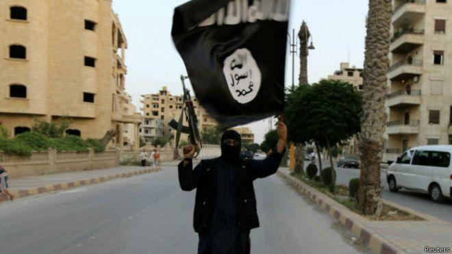EI, Al Qaeda, combatientes extranjeros