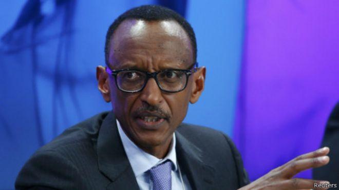 Prezida Paul Kagame yiyamye amahanga adacira imanza abaregwa jenoside