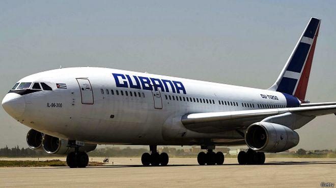 Avión de cubana
