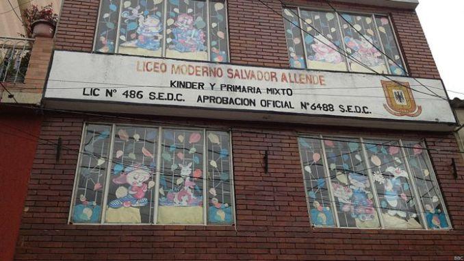 Liceo Moderno Salvador Allende