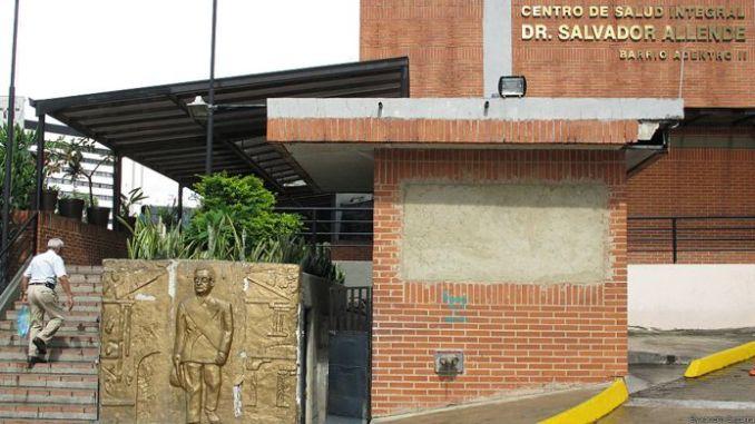 Centro de Salud Integral Salvador Allende. Foto: Elyxandro Cegarra