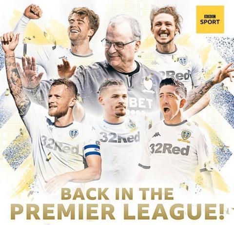 Leeds back in the Premier League