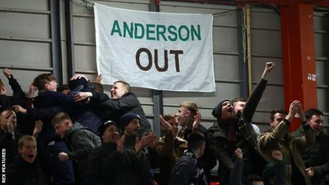 Ken Anderson out banner