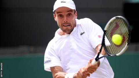 Image Result For Wimbledon Roberto Bautista Agut Puts Stag Do On Hold After Surprise Run