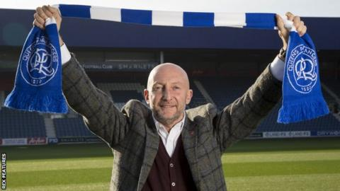 Image result for ian holloway qpr