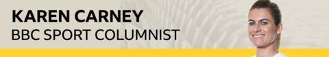 sport Karen Carney column banner