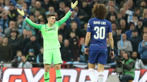 Image Result For Kepa Arrizabalaga Chelsea Boss Sarri Not Decided If Goalkeeper Will Start Against Spurs