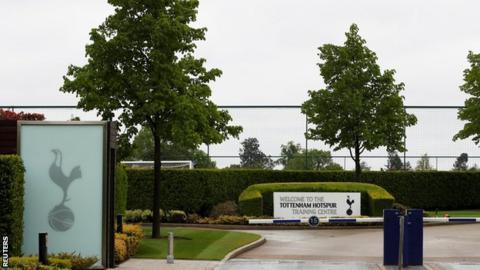 Tottenham training ground