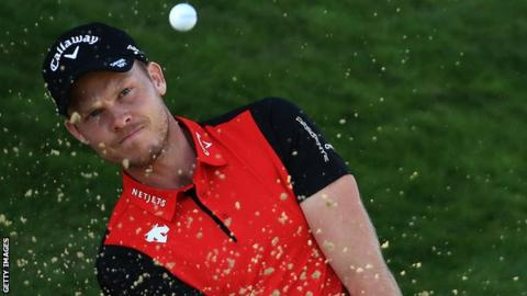 Willett's round of seven under was only matched by Billy Horschel on Friday