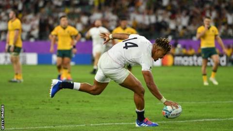 sport Anthony Watson